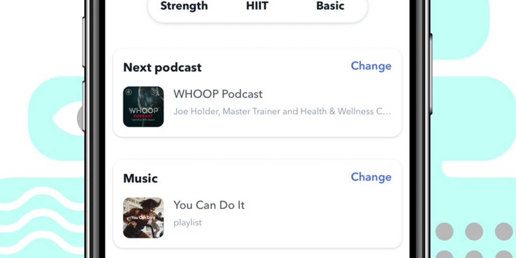Shift - Lift to music, rest to podcast | Product Hunt