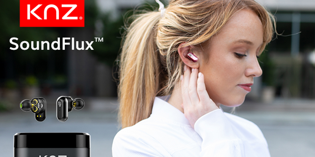 SoundFlux Earbuds - Industry leading dual driver true wireless earbuds | Product Hunt