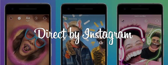 Direct by Instagram - Instagram's new messaging app | Product Hunt