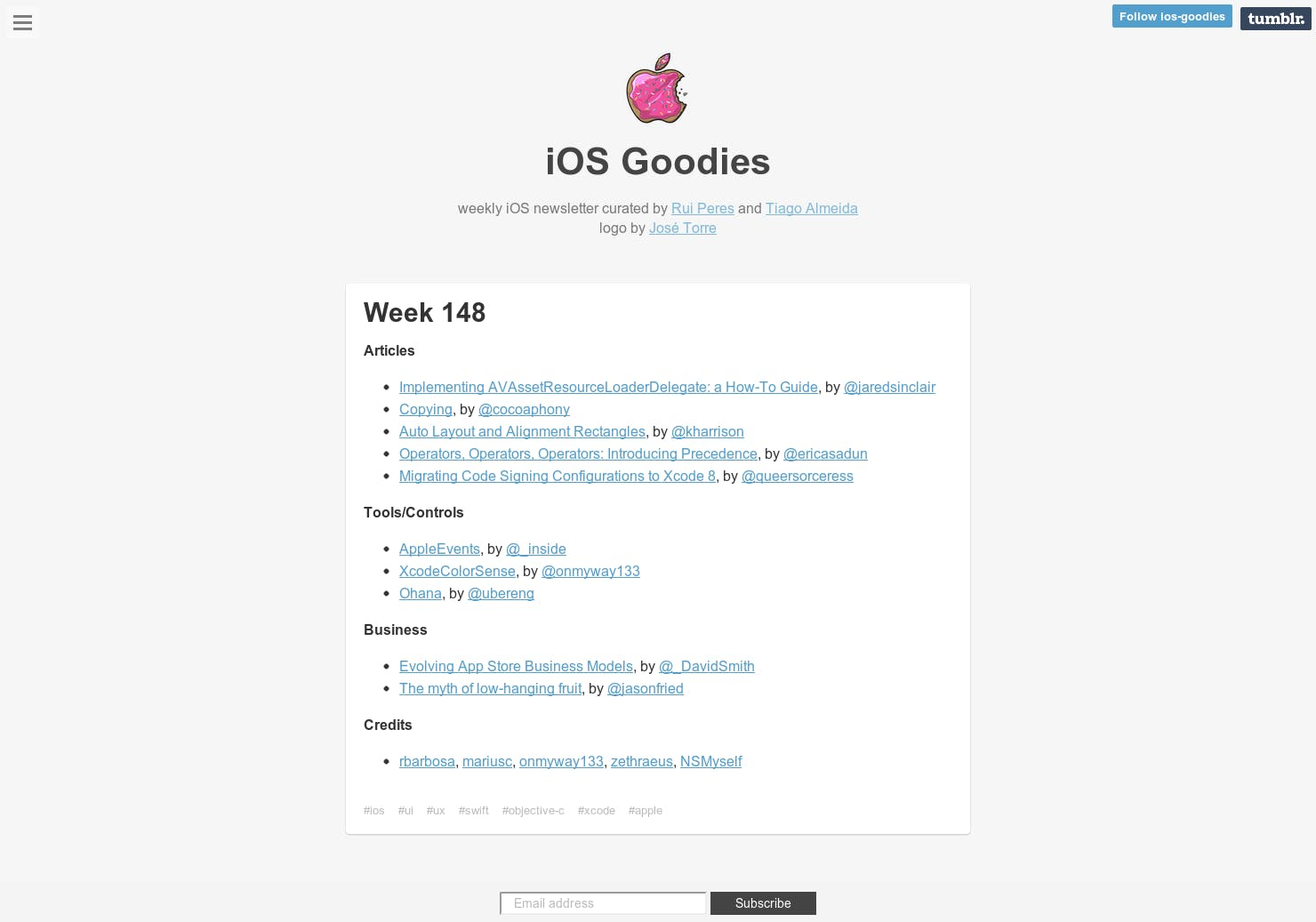 ios goodies a curated list for ios goodies product hunt