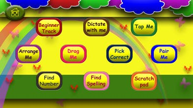 1 to 100 Spelling Learning Game - Beautiful educational game