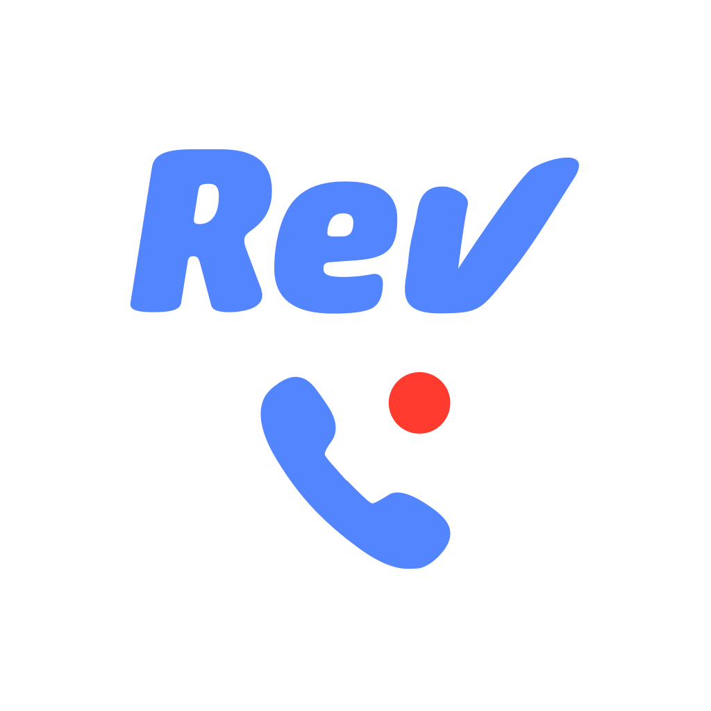 Rev Call Recorder - Record any calls on the iPhone & convert