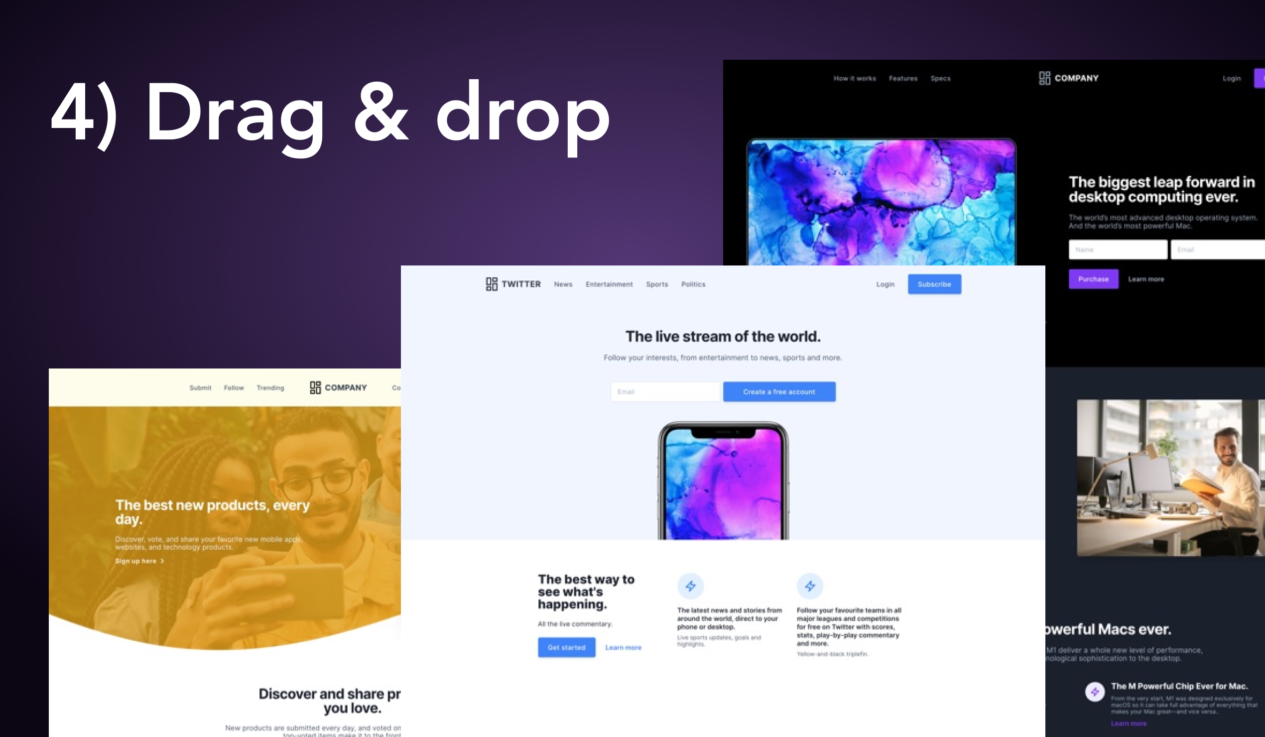 Pages by Headlime Product Hunt Image