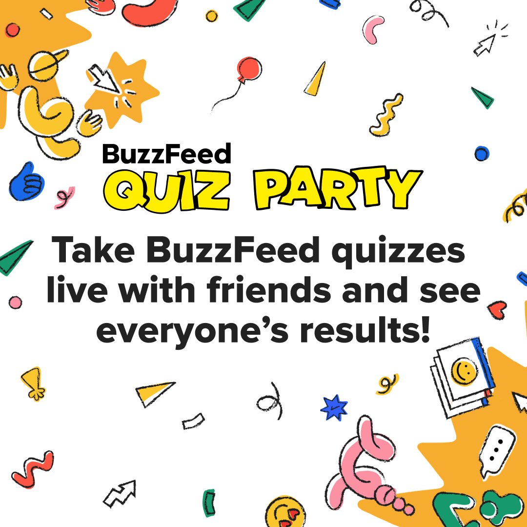 BuzzFeed Quiz Party - The new, fun way to take BuzzFeed quizzes with  friends | Product Hunt