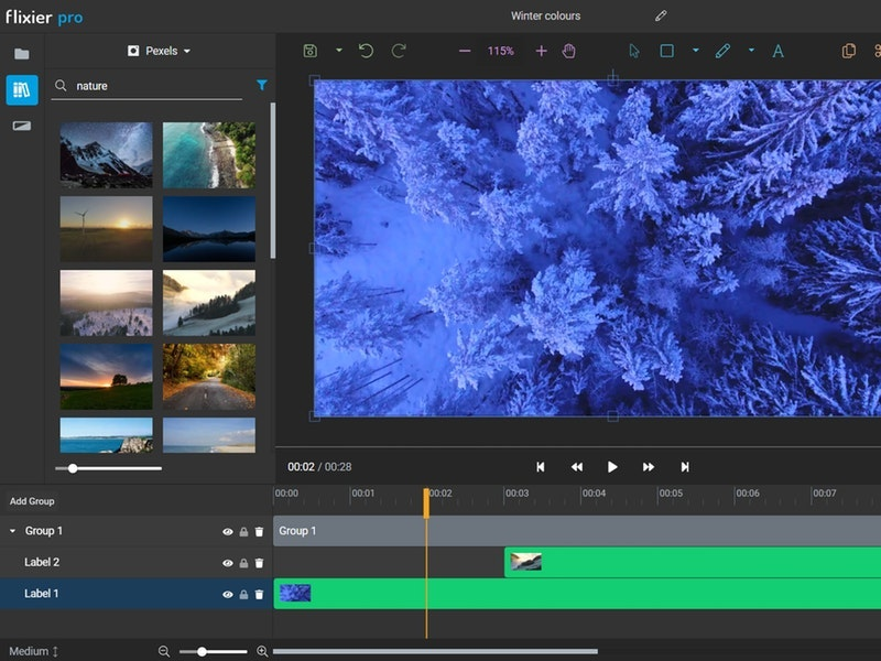 Flixier - Your video editing workflow on your browser ⚡