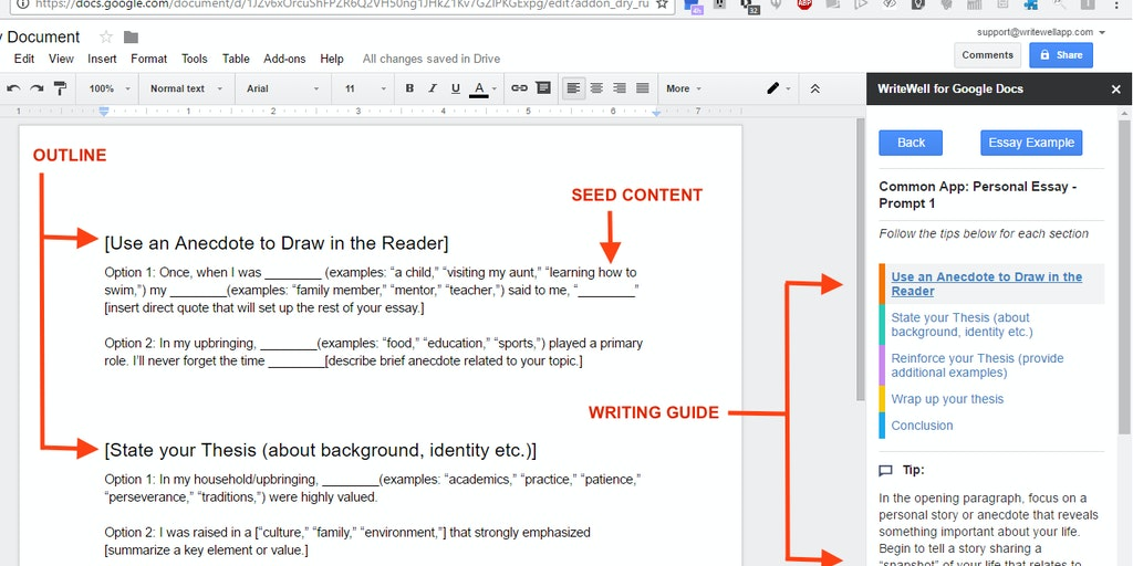 Research Essay Proposal Example  The Yellow Wallpaper Analysis Essay also Science Development Essay Writewell   Jumpstart Your Writing With The Worlds Best  How To Write An Essay High School