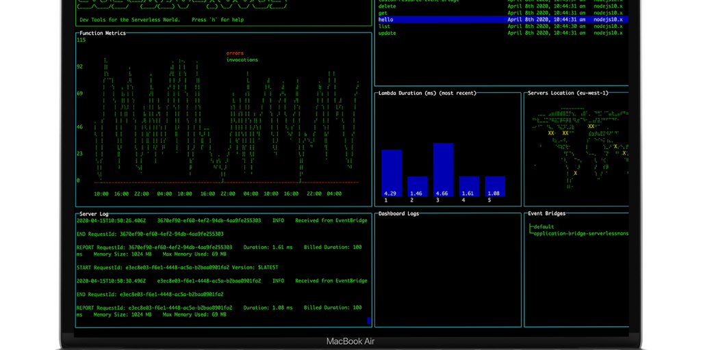 sls-dev-tools - Developer Tools for the Serverless World | Product Hunt
