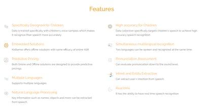 KidSense - Children's Speech Recognition Technology (Offline
