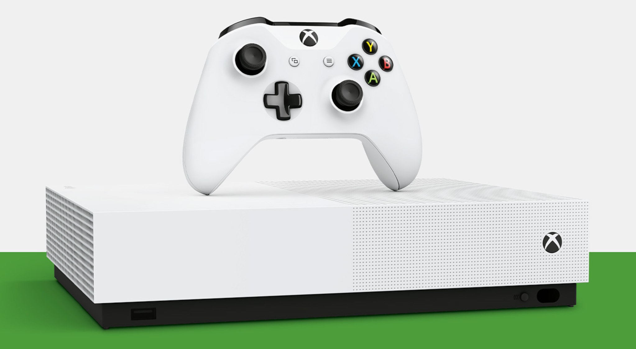 Xbox One S All-Digital Edition - A new disk free console from Xbox