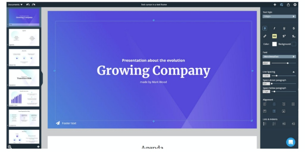 Xara Cloud - The simplest design tool for business documents   Product Hunt