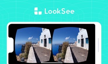 LookSee VR - The simplest 360° image viewer for iOS +
