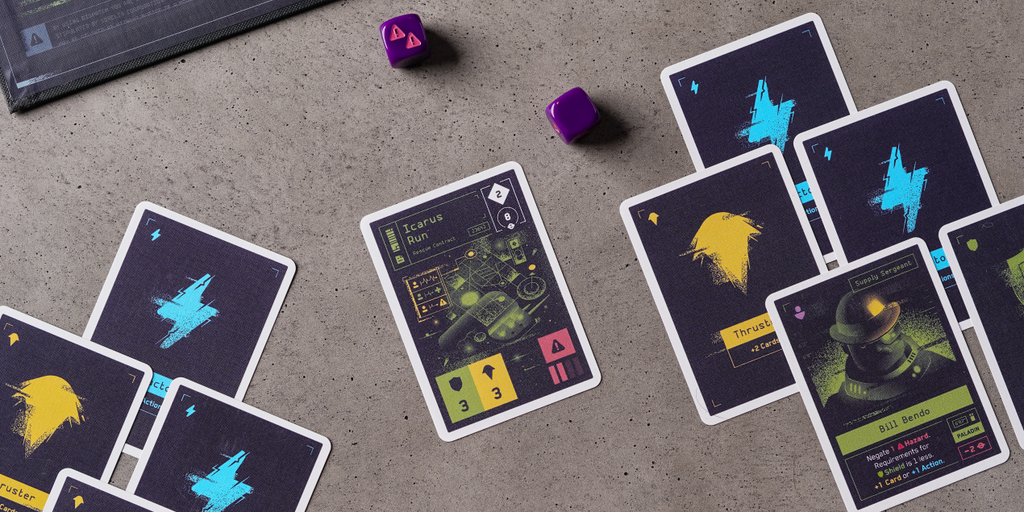 Moonrakers - A game of ship-building, temporary alliances, & negotiation   Product Hunt