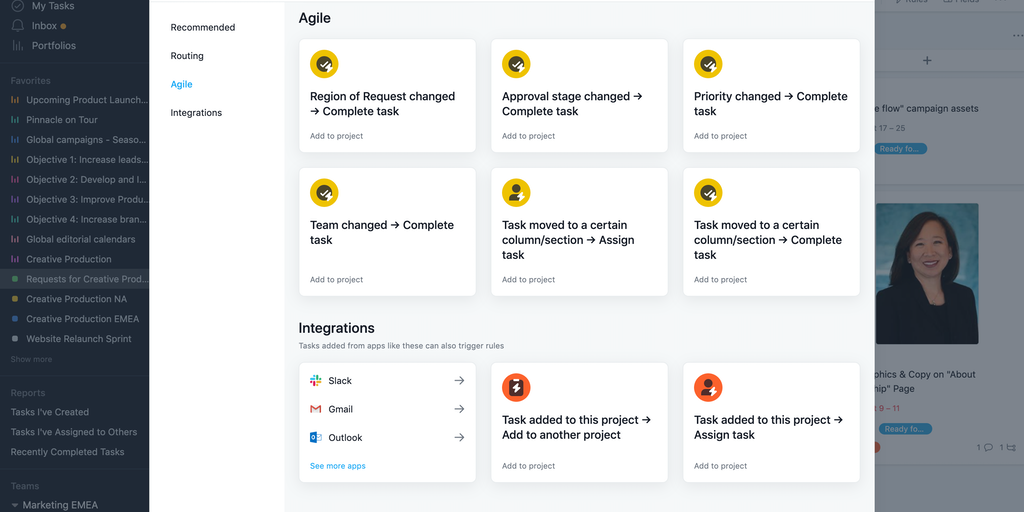 Asana Automation - Save time and steps with Asanas new automation tool   Product Hunt