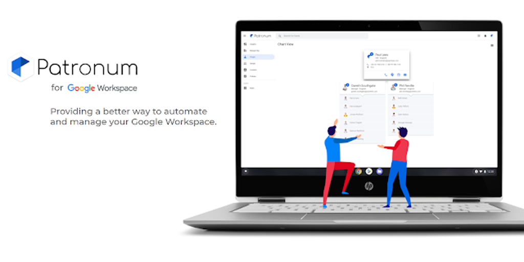 Patronum - The Google Workspace manager | Product Hunt