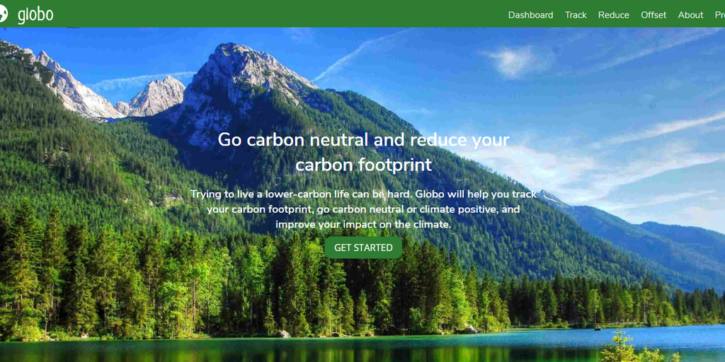 Globo - Go carbon neutral and reduce your carbon footprint | Product Hunt