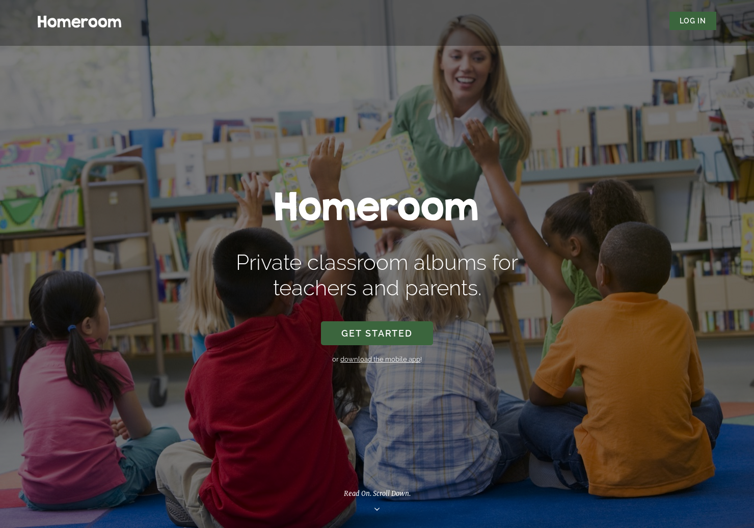 Homeroom - Give parents a seat in the classroom | Product Hunt
