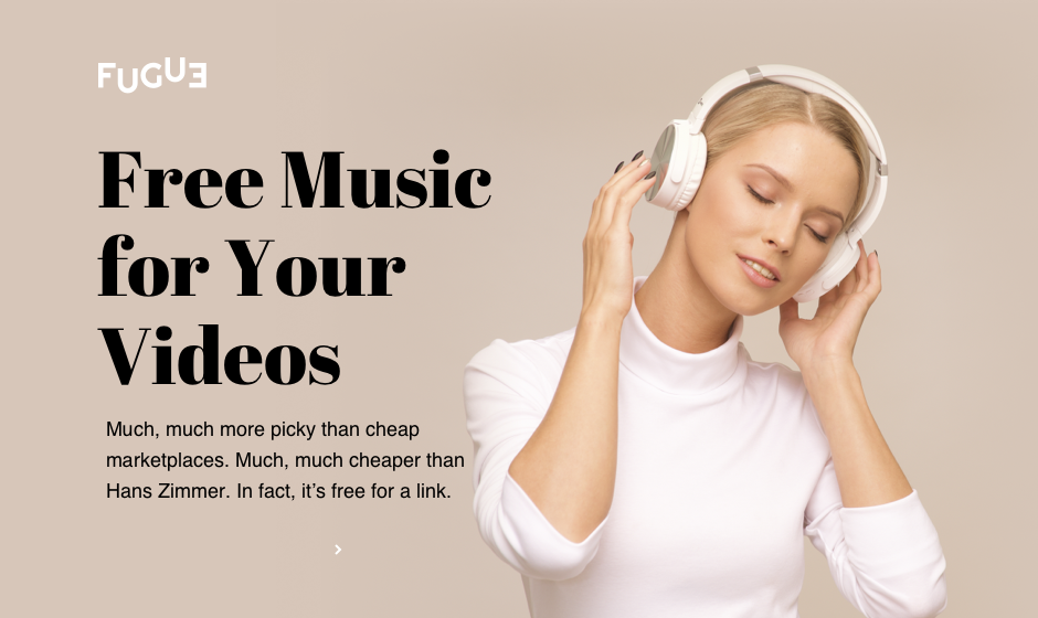 Fugue - Free stock music for your videos, games and UI