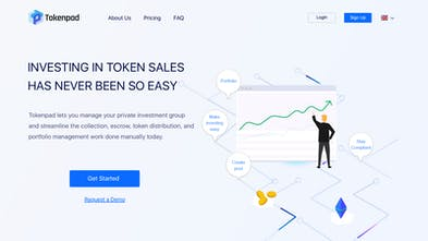 Tokenpad - Easiest way to co-invest in ICO token sales | Product Hunt