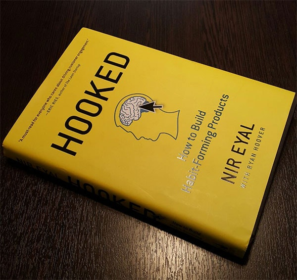 Hooked How To Build Habit-forming Products Ebook