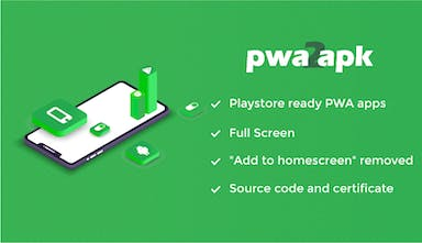 PWA 2 APK - Convert progressive web apps to play store apps for free