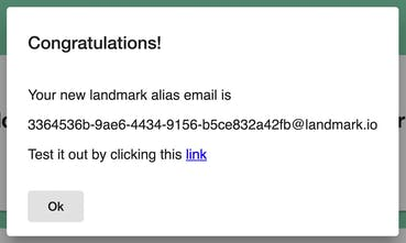 Landmark - Keep your real email address private! | Product Hunt