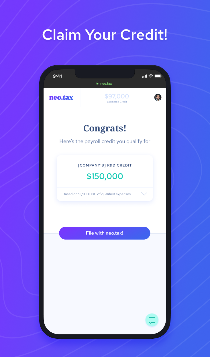 neo.tax 2.0 Product Hunt Image