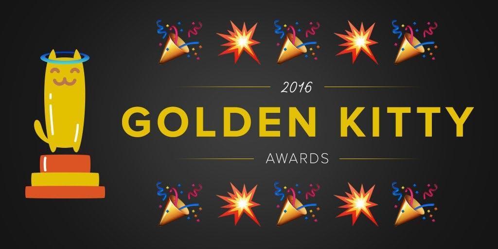 All Golden Kitty Winners