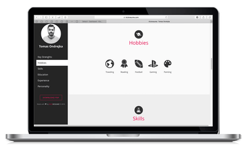 Kickresume - Create an outstanding resume & cover letter in