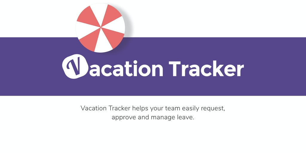 Vacation Tracker - The easiest way to track your team's vacations