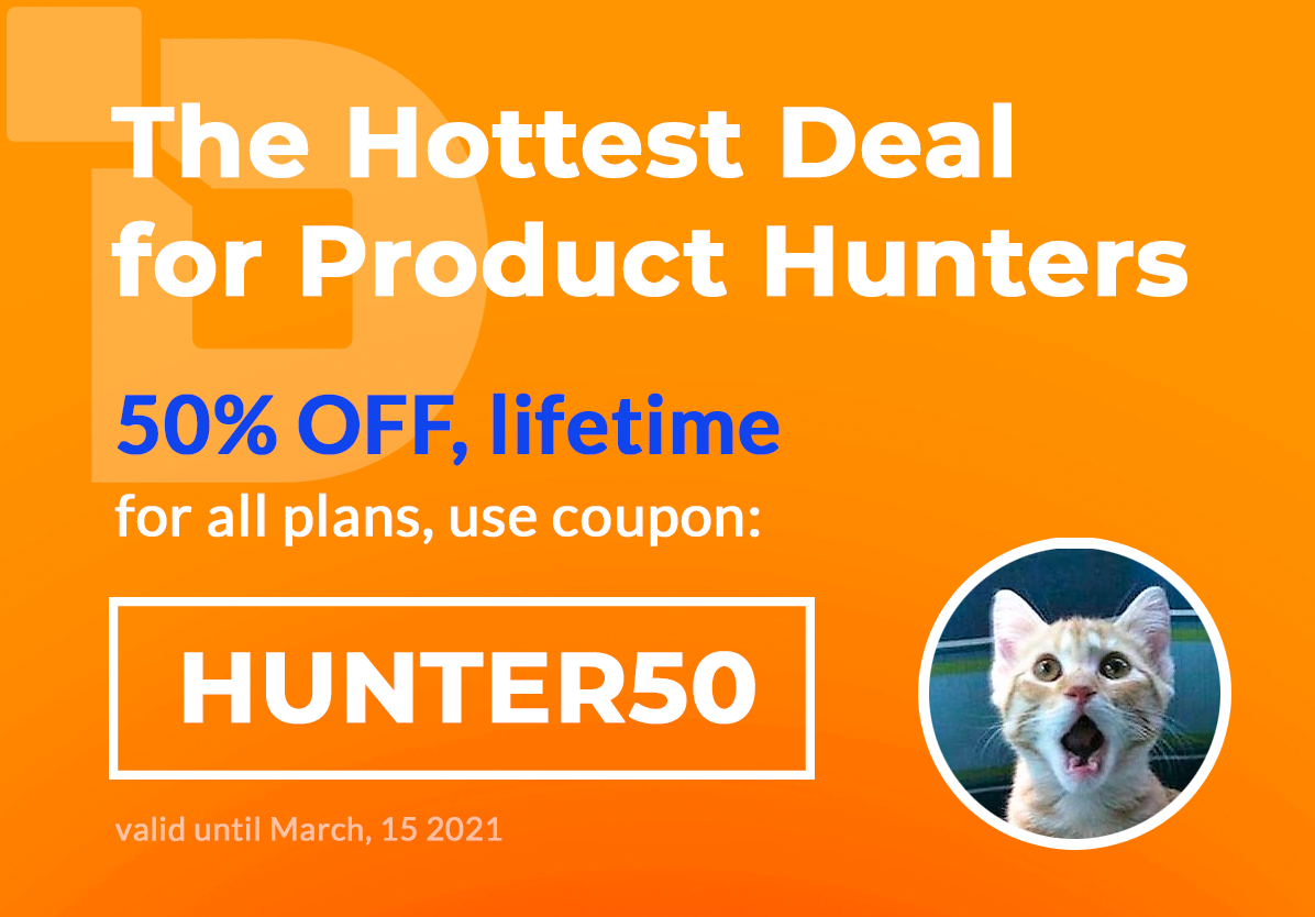 Directual Product Hunt Image