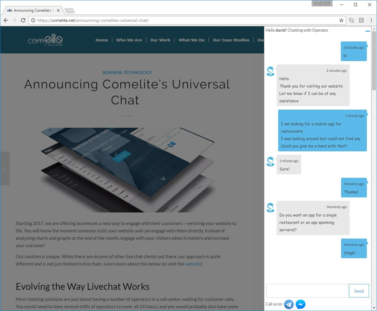 universal chat Chat with universal studios hollywood, see advice from other customers how to live message with universal studios hollywood if instant messaging with them is slow or unhelpful.