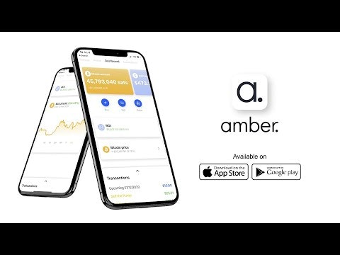 Amber Product Hunt Image