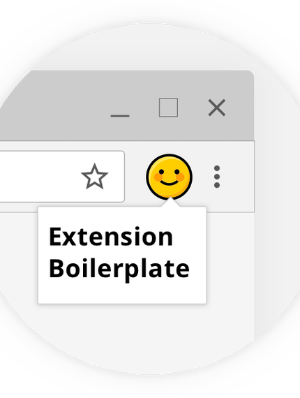 New upvoted product on Product Hunt: Extension Boilerplate