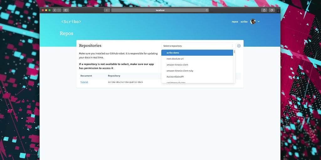 Scribo DEV - Documentation platform made for developers | Product Hunt
