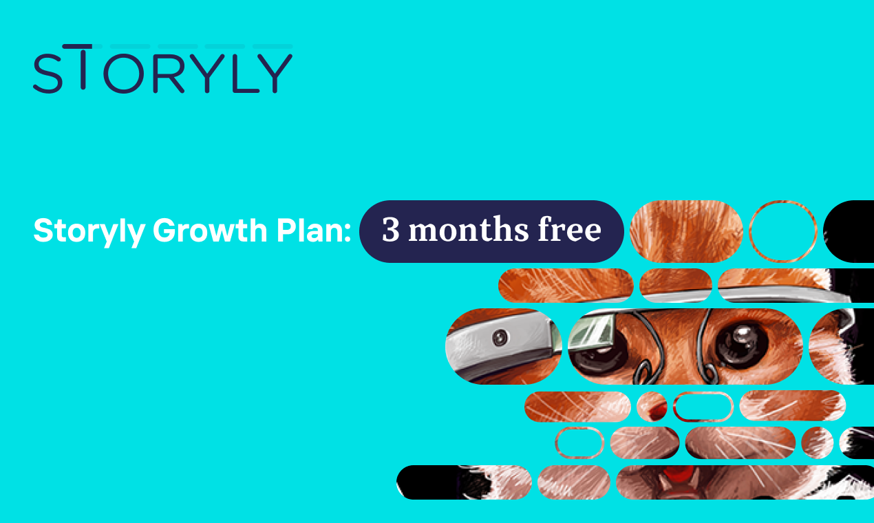 Storyly 2.0 Product Hunt Image
