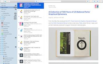 NetNewsWire 5 0 - A free open source RSS reader focusing on
