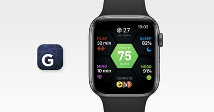 Gyroscope Watch App - Transform your Apple Watch into the