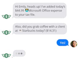 Keeper - Automatic tax write offs for freelancers | Product Hunt