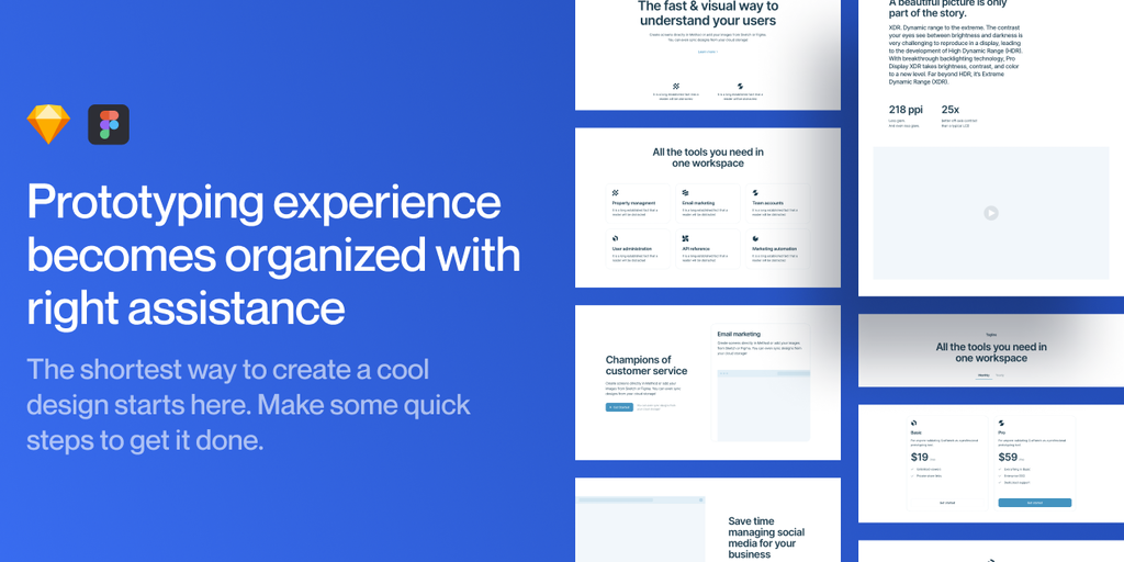 Blank - Wireframe kit to built websites quickly | Product Hunt