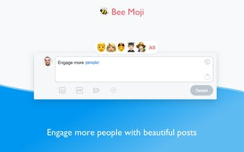 🐝 Bee Moji - A tool that autosuggests emojis as you type