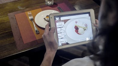 Kabaq 3D Food Scanner - Augmented Reality food scanner   Product Hunt