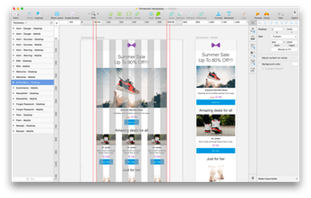 Email Design System For Sketch Sketch File With 10 Email Templates For Designers Product Hunt