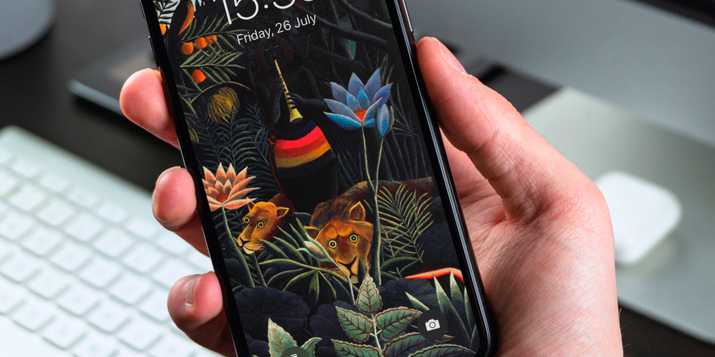 Artwalls - Art wallpapers for iOS & Android | Product Hunt