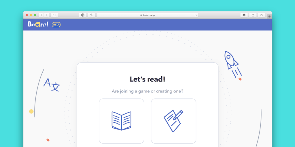 Beanz! - Popcorn reading for today's classrooms | Product Hunt