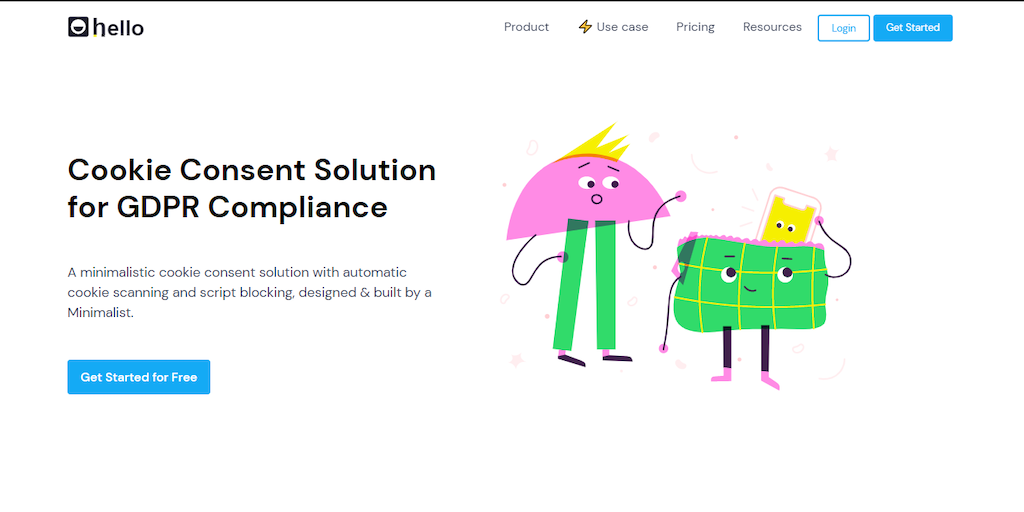 HelloConsent - Simple cookie consent solution for GDPR compliance | Product Hunt