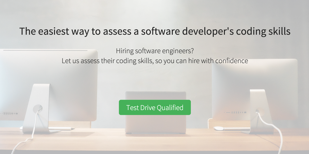 Qualified - Developer-friendly coding assessments | Product Hunt