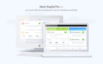 StopAd PRO - The ultimate ad blocker for Windows and Mac