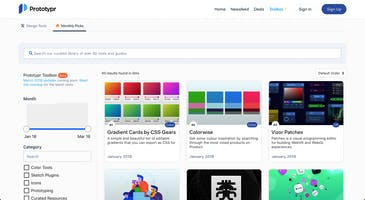 Magic Design Toolbox 🧞 : 27 New UX and UI Tools - Prototypr