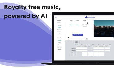 ecrett music - Royalty free music composer, powered by AI