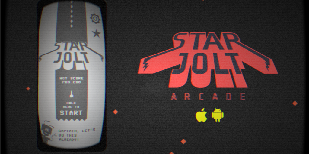 Star Jolt - Retro arcade high score chaser that is sure to challenge you | Product Hunt